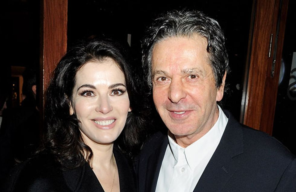 Nigella Lawson attacked: Charles Saatchi cautioned after he defends choke photos