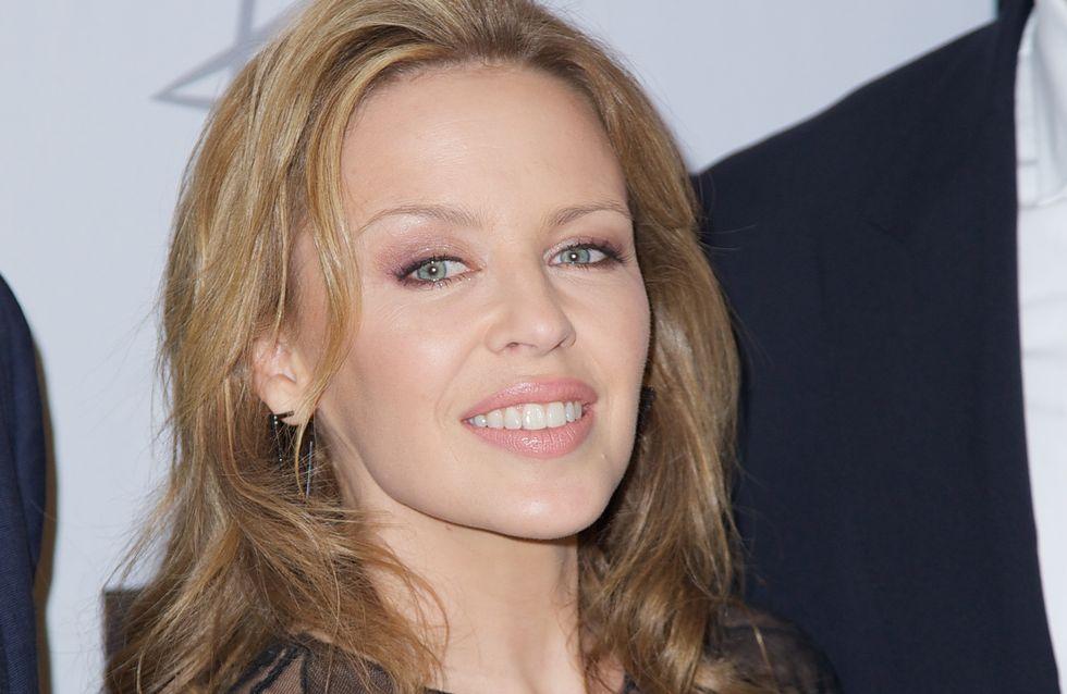 Kylie Minogue se pasa al mundo de la moda