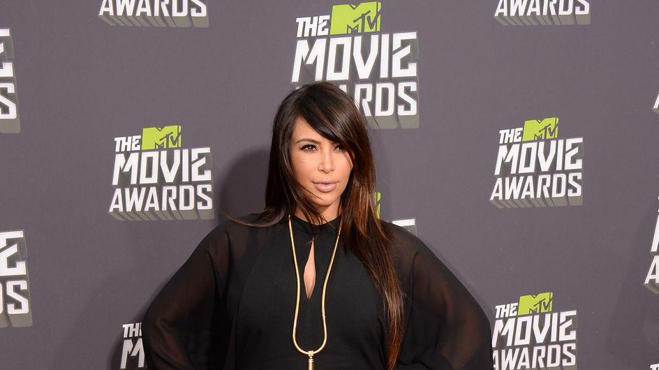 Kim Kardashian, heureuse et très excitée par son rôle de maman