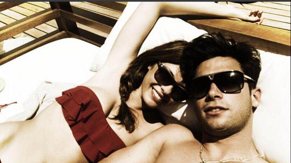 Jessica Bueno de vacaciones junto a Jota Peleteiro