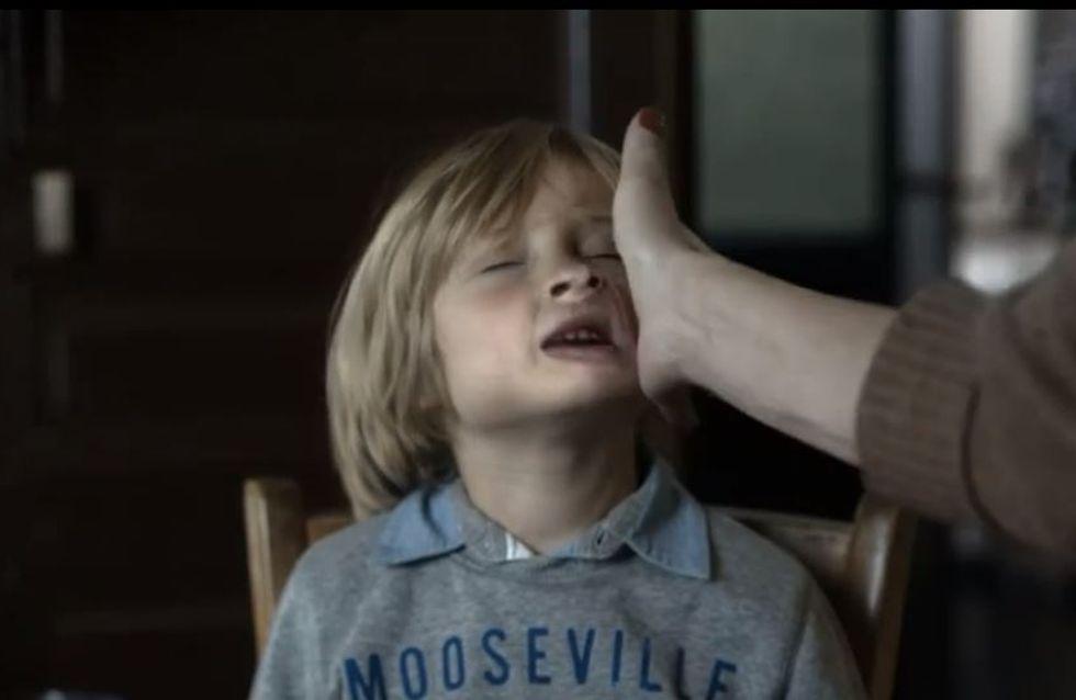 Maltraitance infantile : Une campagne choc contre les claques (Vidéo)