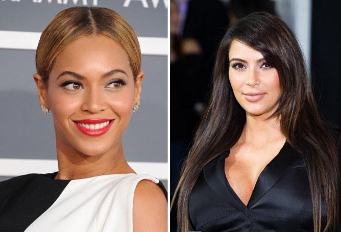 Beyoncé félicite Kim Kardashian pour son bébé !