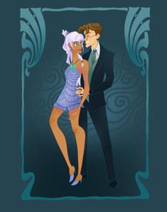 Disney prom-Atlantis