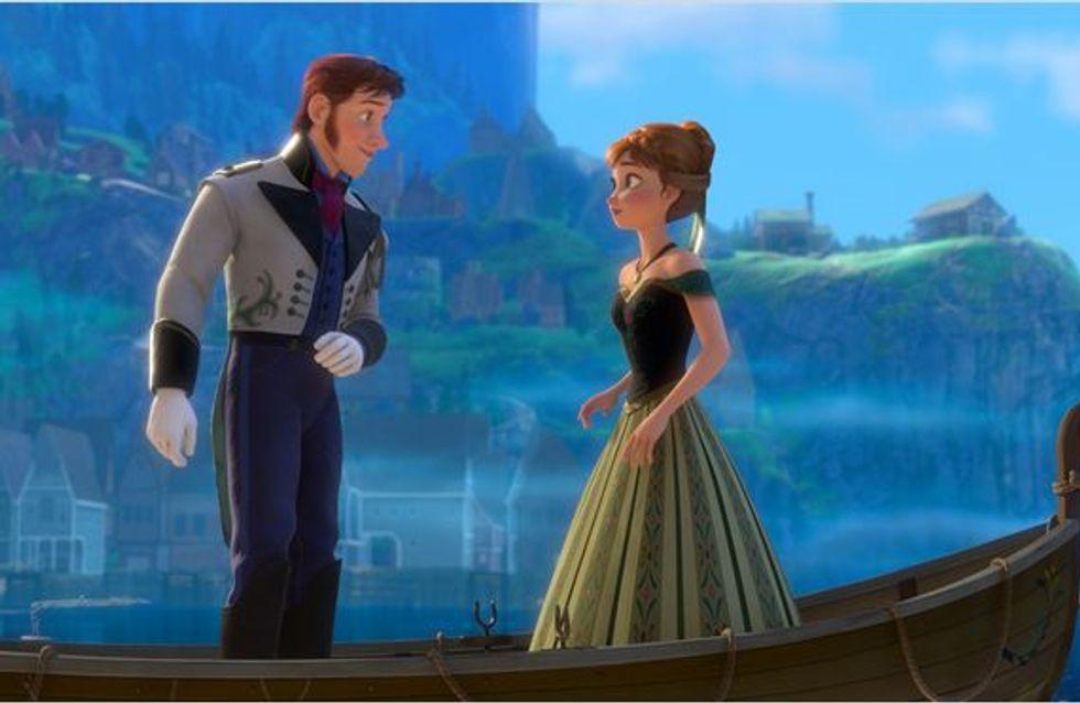 Découvrez les images du prochain Disney, La Reine des neiges (Vidéo)