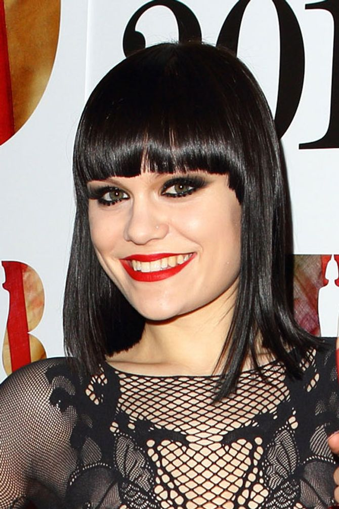 Jessie J named most confident beauty icon