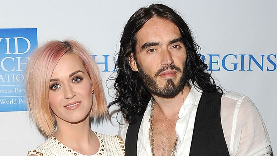 Katy Perry claims Russell Brand ended their marriage by text message