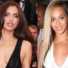 Beyoncé vs Irina Shayk : Qui porte le mieux la robe Cavalli ? (Photos)