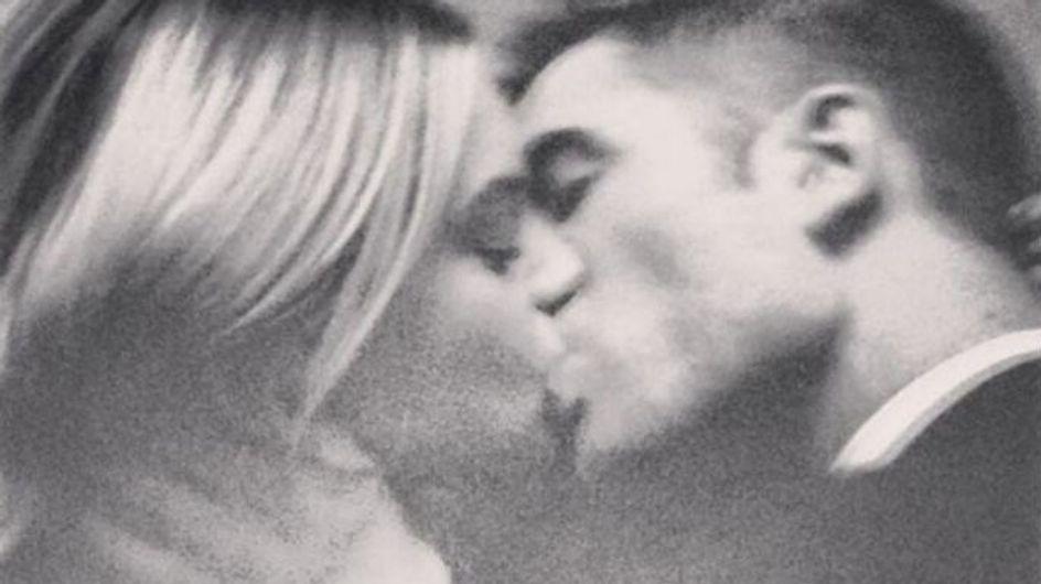 Kristen Stewart who? Robert Pattinson passionately kisses model in new Dior ad