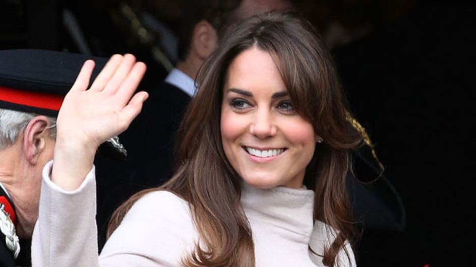 Kate Middleton becomes a MaxMara style icon: Coat re-launched with Kate's name