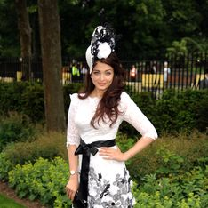 Aishwarya Rai : Un look raté pour Royal Ascott (Photos)
