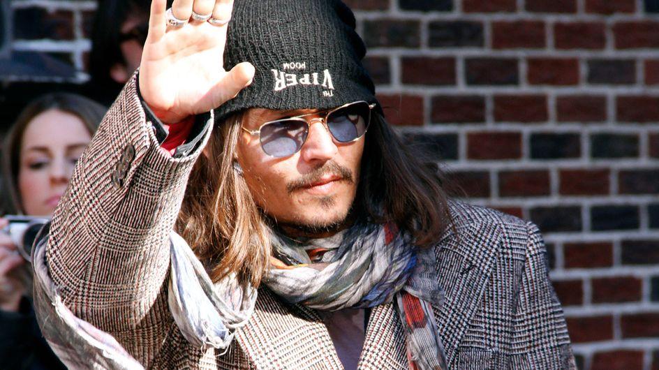 "Johnny Depp : ""Ma rupture avec Vanessa Paradis a été plutôt désagréable"""
