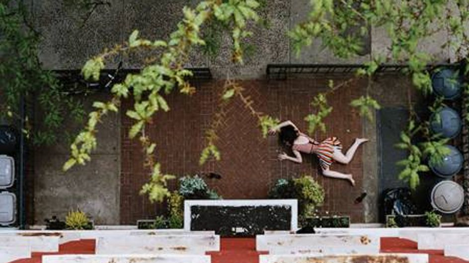 Vice dérape avec un shooting mode sur le thème du suicide