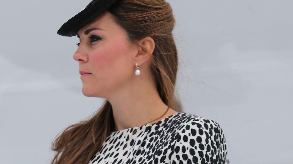 Kate Middleton : Comme nous, elle ne connaît pas le sexe de son bébé