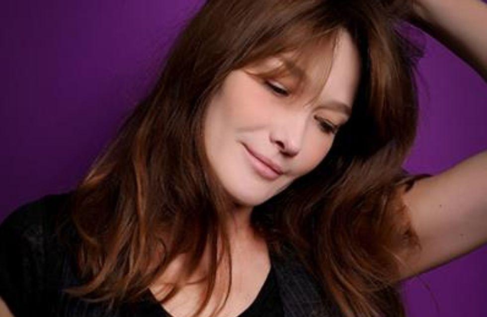 Carla Bruni : La féminité c'est autre chose que les seins, les fesses, et les cheveux (Interview exclu)