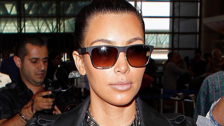 Kim Kardashian : Déjà des problèmes avec son bébé...