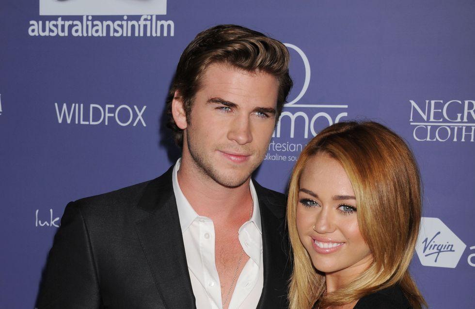 Miley Cyrus et Liam Hemsworth : Toujours ensemble... la preuve !