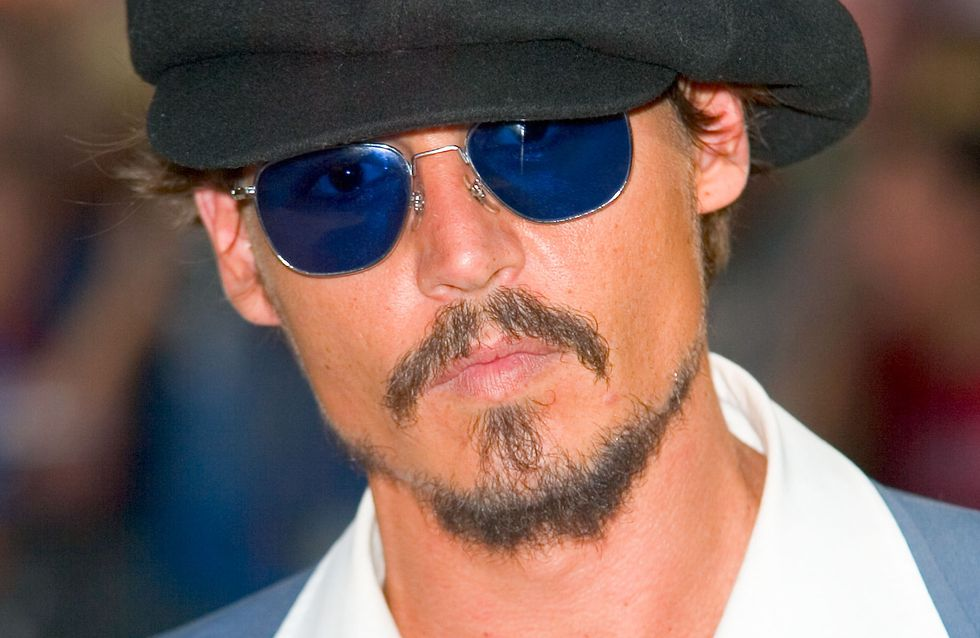 Johnny Depp : Bientôt aveugle ?