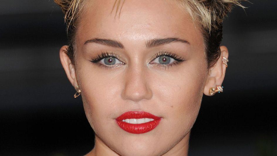 Miley Cyrus plus trash que jamais : Elle est loin Hannah Montana !