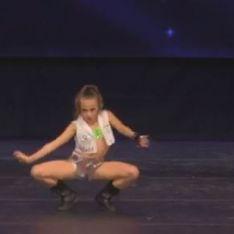 Youtube : À 10 ans, elle fait le buzz avec un twerk enflammé (Vidéo)