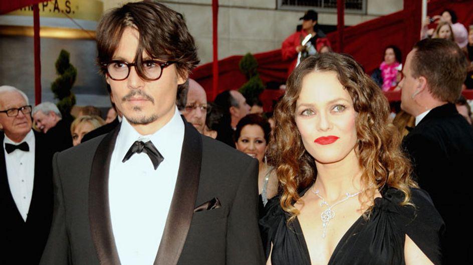 Johnny Depp opens up about Vanessa Paradis split