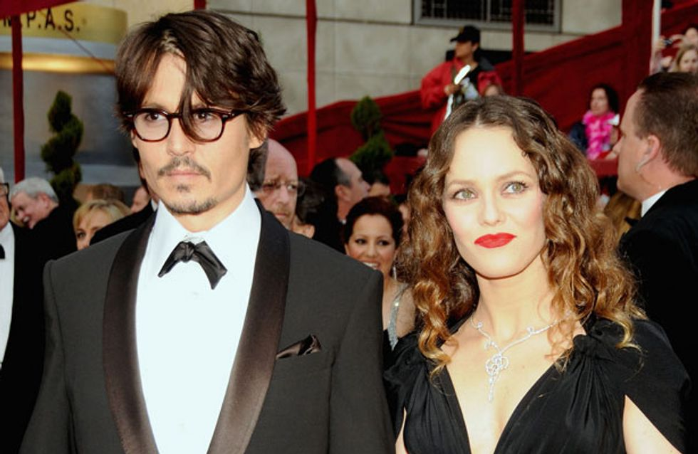 Johnny Depp opens up about Vanessa Paradis split