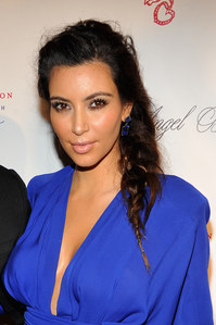 Kim Kardashian : Sa fille s'appellerait North West !