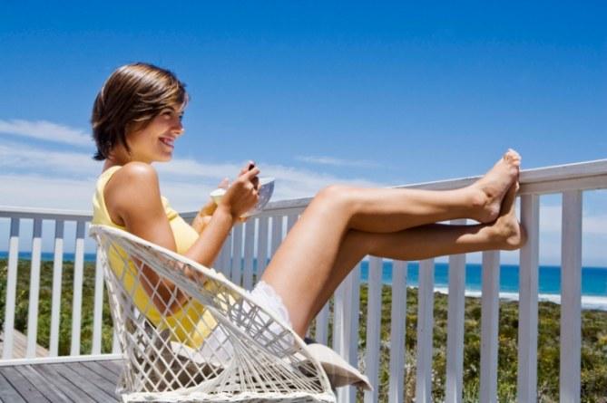60% des Françaises complexées en maillot de bain