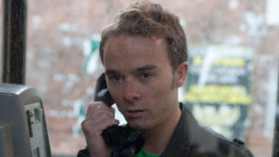 Coronation Street 08/07 - David makes a sneaky call to the police
