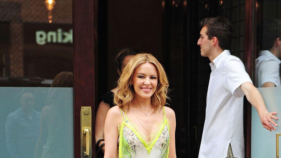 Kylie Minogue est notre pire look de la semaine (Photos)