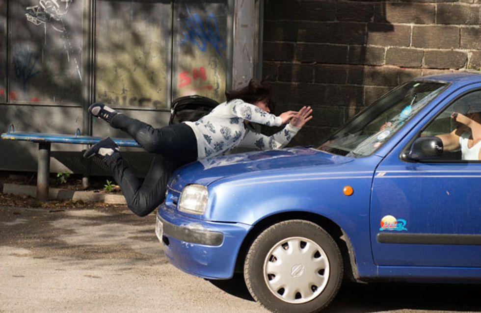 Hollyoaks 10/07 – Sienna's plan puts Nancy is serious danger - again