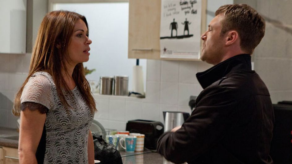 Coronation Street 17/07 - Carla and Peter are wound up by Rob