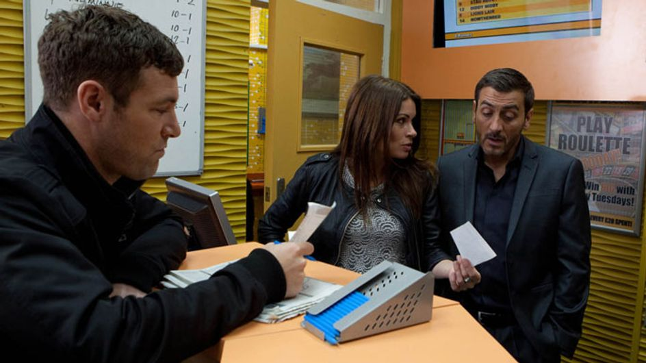 Coronation Street 19/07 - Peter takes a huge risk to try and save face