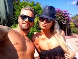 Aurélie et Benjamin au Maroc