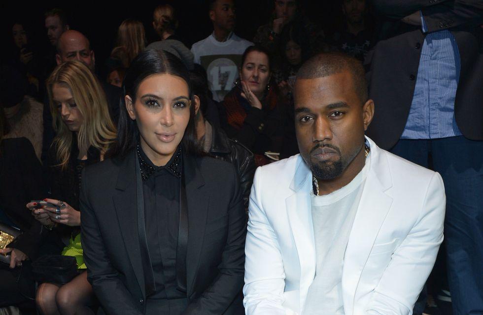 Kim Kardashian et Kanye West enfin fiancés !