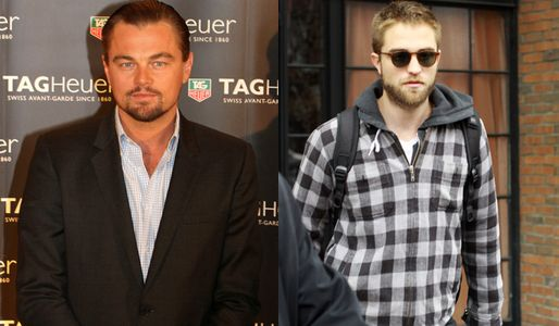 Leonardo DiCaprio consola Robert Pattinson