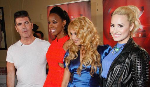 US X Factor judges