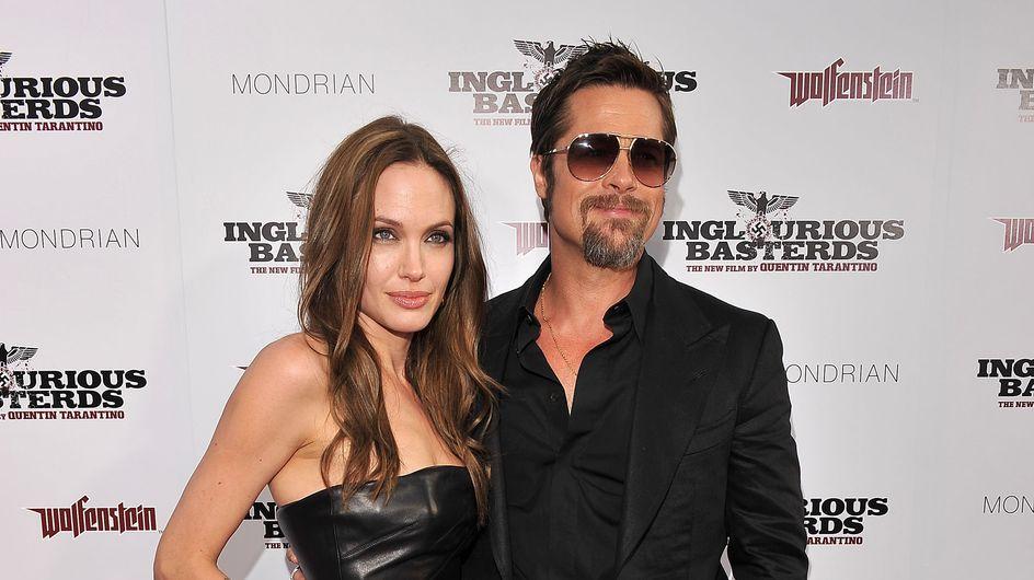 Angelina Jolie refuse que certains amis de Brad Pitt soient présents à leur mariage