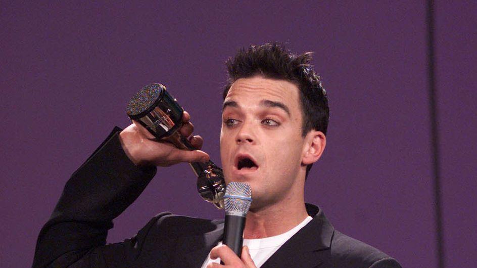 """Robbie Williams : """"Je veillerai à ce que ma fille ait les meilleures drogues et j'en prendrai avec elle"""""""