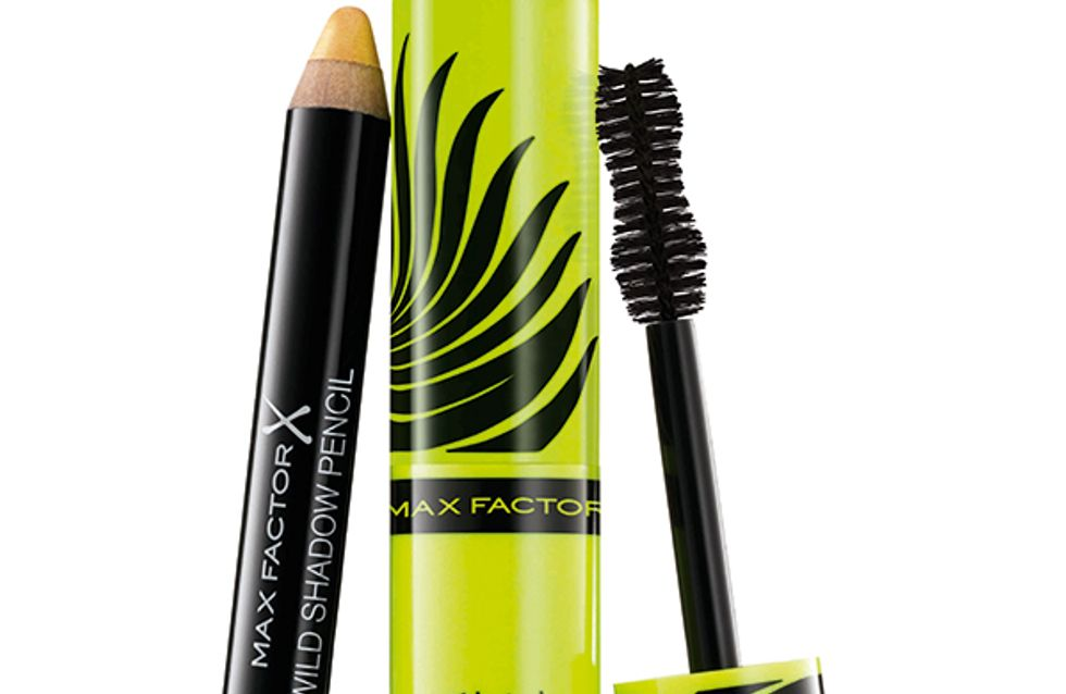 Max Factor launch new WILD Make-Up Collection
