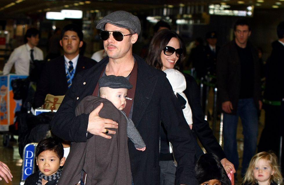 Angelina Jolie et Brad Pitt veulent encore 2 enfants