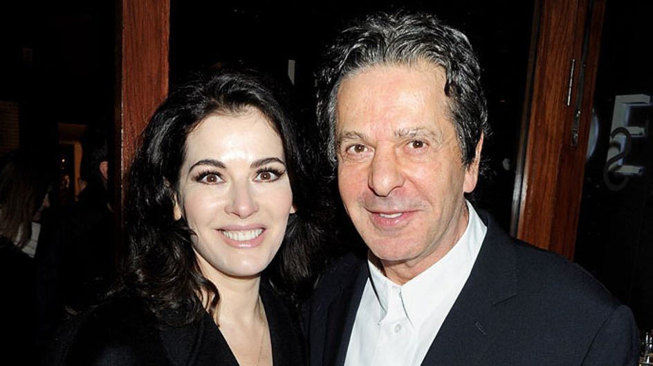 """Charles Saatchi claims he was """"fishing snot"""" from Nigella Lawson's nose in """"attack"""" pictures"""