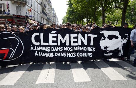 Marche en hommage à Clément Méric le 8 juin