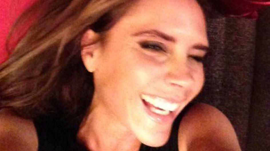 """Beckham: """"Victoria sorride.Ecco la foto"""""""