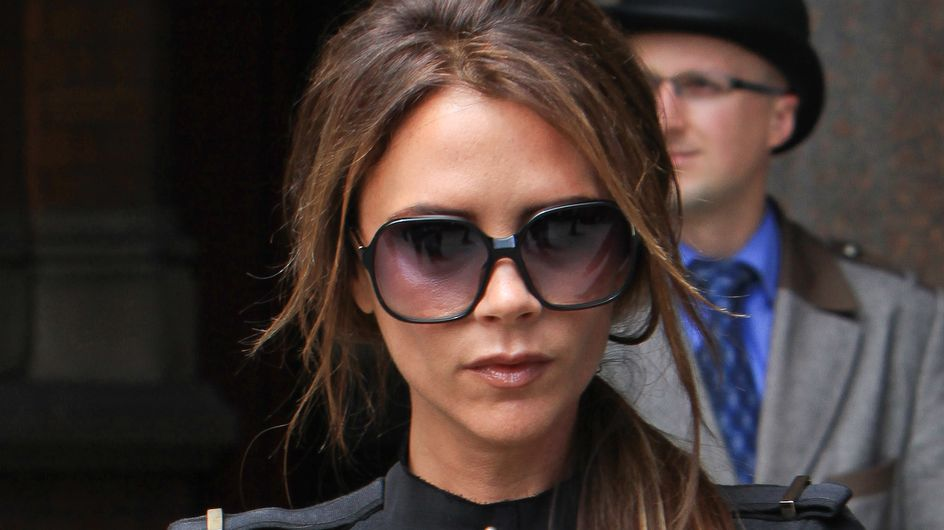 Victoria Beckham : Oui, elle sourit, la preuve (Photos)