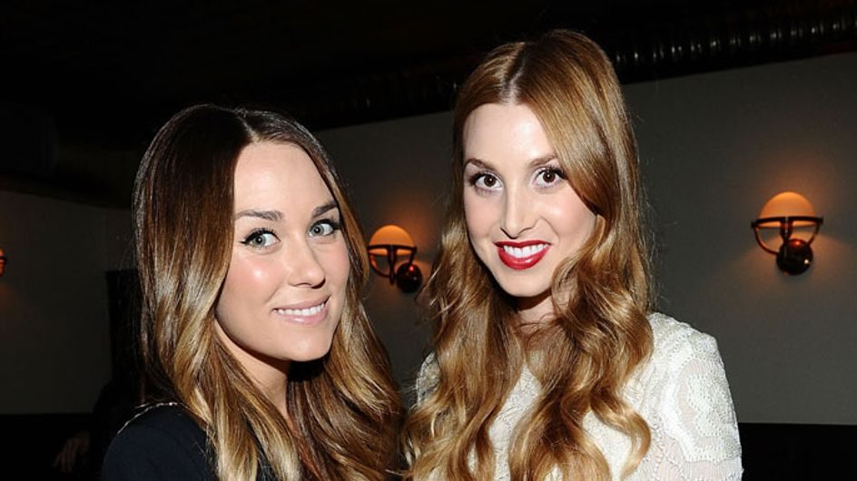 Whitney Port reveals why she won't ask Lauren Conrad for advice when designing clothes