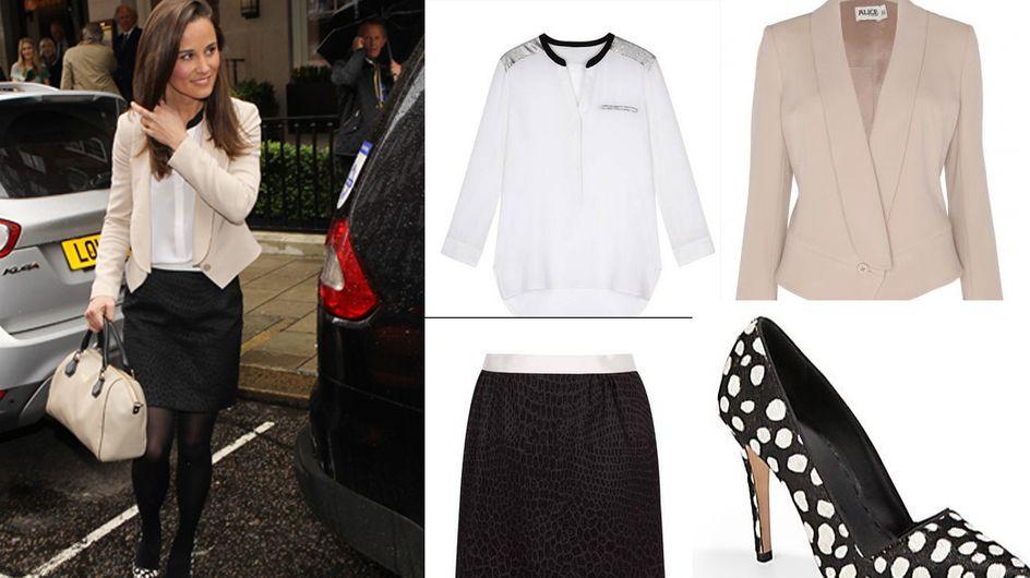 Pippa Middleton : Shoppez ses looks en solde !