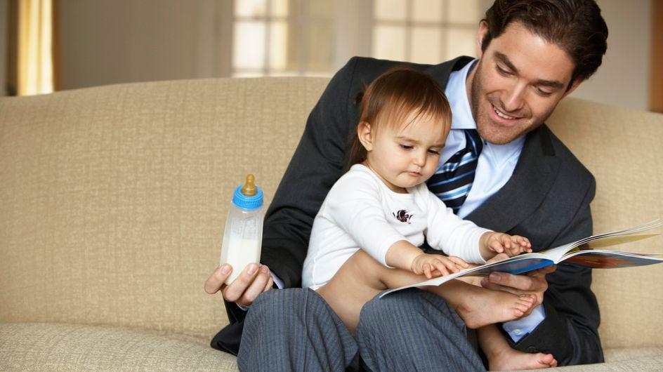 Congé parental : Les hommes encore peu motivés à pouponner