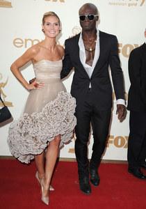 Heidi Klum avec Seal