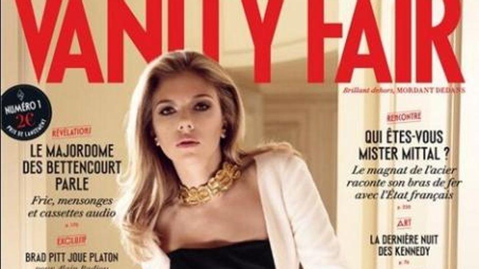 Vanity Fair : Que trouvera-t-on dans le premier numéro ?