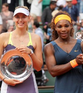 Serena Williams vs Maria Sharapova : Le choc des titans (pour un mec)